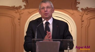 Alain Charmeau Prix Nessim-Habif 2015