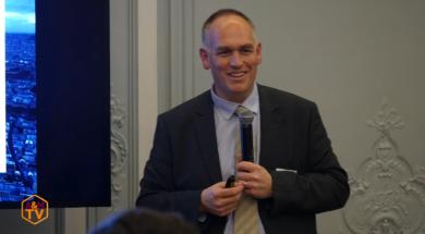 Frédéric Bouvier est Directeur Général d'Airparif