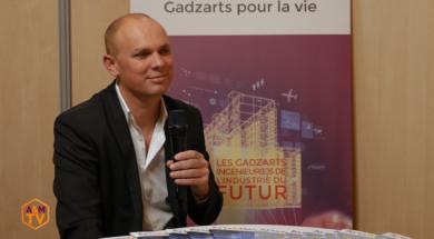 Salon Entreprises du futur – Jean-Noël Mathieu